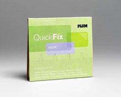 Quickfix elastische pleisters navulling