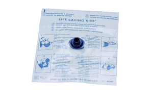 Beademingsdoekje / Live Saving Kiss