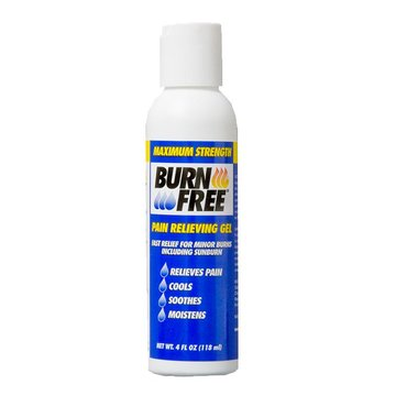 Burnfree Gel Flacon 118 ml