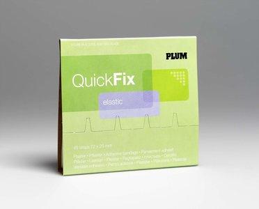 Navulling elastische pleisters Quickfix pleisterdispenser